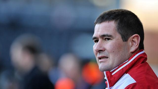Football - Clough proud of Sheffield United
