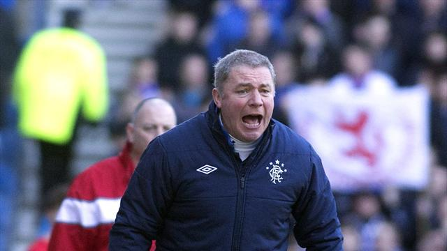 Football - McCoist hoping Rangers flair up