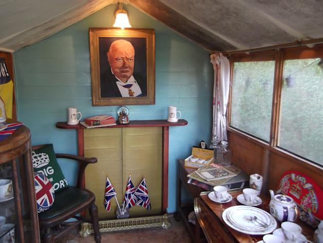 The 'Shed of the Year 2013' competition has begun and nearly 2,000 entries have already been submitted. From Tardis outbuildings to Chinese pagoda sheds, British garden tinkerers have thought