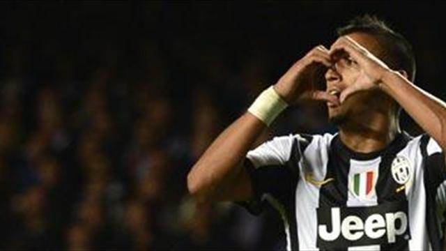 Serie A - Vidal wants even stronger Juventus