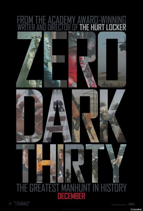 Blu-ray Review: 'Zero Dark Thirty'