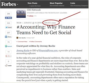 The Role of the Hashtag in a Forbes Headline Attracting Over 400K Views image ForbesAccountingArticle02 06 13 zps2e05e22c