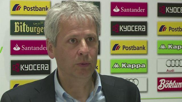 Favre looking to continue positive run for Gladbach