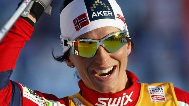 Cross-Country Skiing - Bjoergen Queen of Val di Fiemme after fourth gold