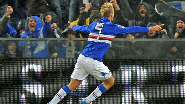 Serie A - Maxi Lopez has Milan in sights