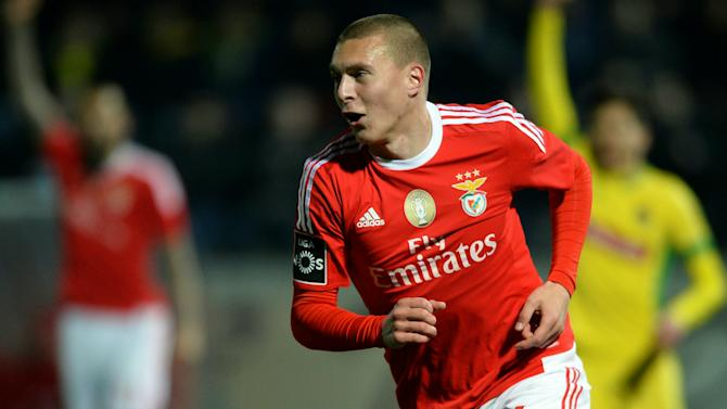 Lindelof happy at Benfica amid Real Madrid, Barcelona links