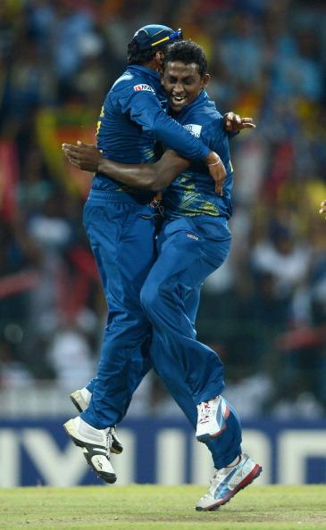 Sri Lanka v West Indies - ICC World Twenty20 2012 Final
