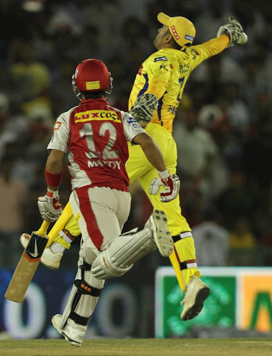 IPL6: Kings XI Punjab vs Chennai Super Kings