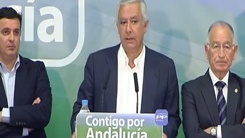 """Javier Arenas: """"Los partidos sin ideas ni ideología tienen corto recorrido, son consecuencia de un momento"""""""