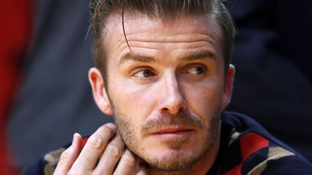 Football - David Beckham's legacy: The view from Europe