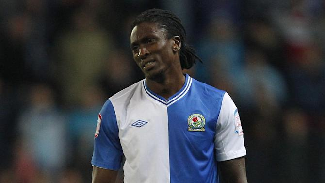 Dickson Etuhu is an injury doubt for Blackburn