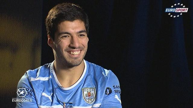 Liga - Suarez dismisses Barca or Madrid clause
