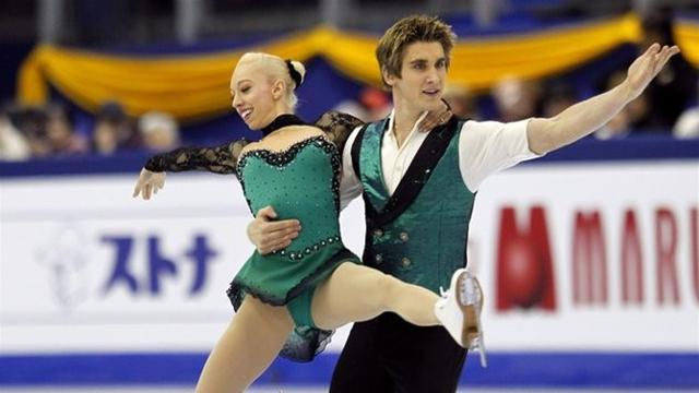 Figure Skating - King and Kemp fight pain to make Sochi
