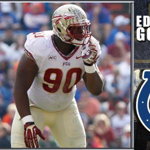 120 NFL Mock Draft: Indianapolis Colts Select Eddie Goldman