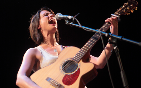 Heather Peace will be touring the country later on in the year.