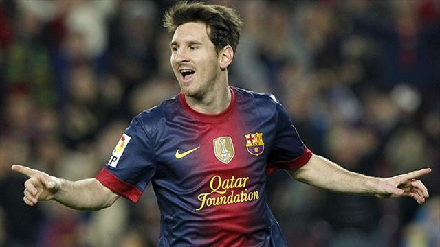 Liga - Captain Messi the inspiration for another Barca league triumph