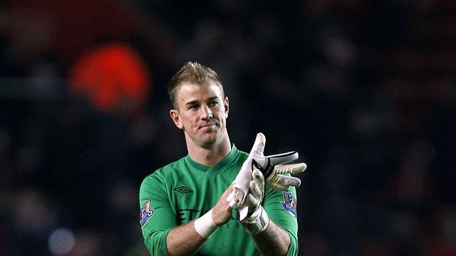 Football - Steele hails Hart