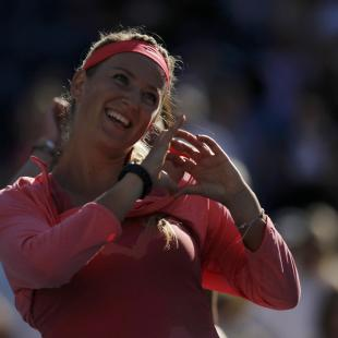 Azarenka looks to bookend season in grand fashion