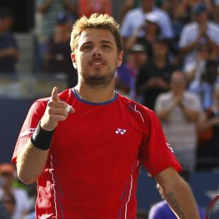 Wawrinka cruises by Murray in seismic shocker