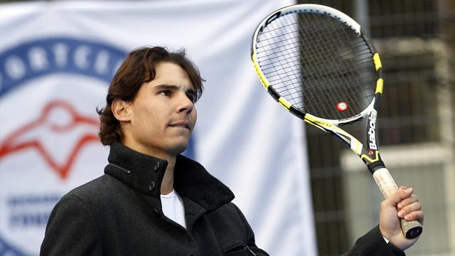 Tennis - Nadal creates management company