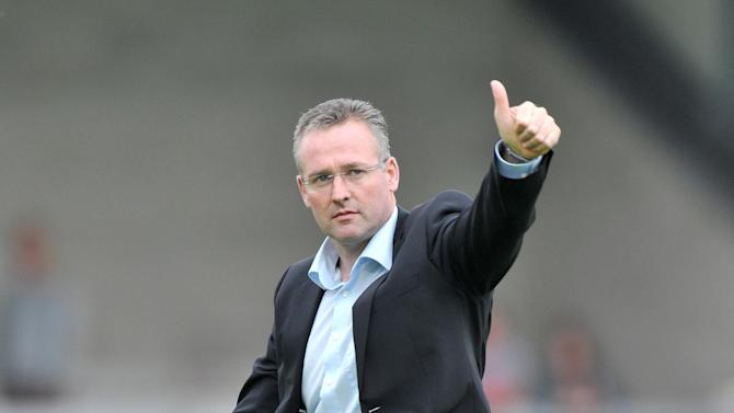 Manager Paul Lambert hopes Aston Villa's fans can help drive the club's resurgence in form