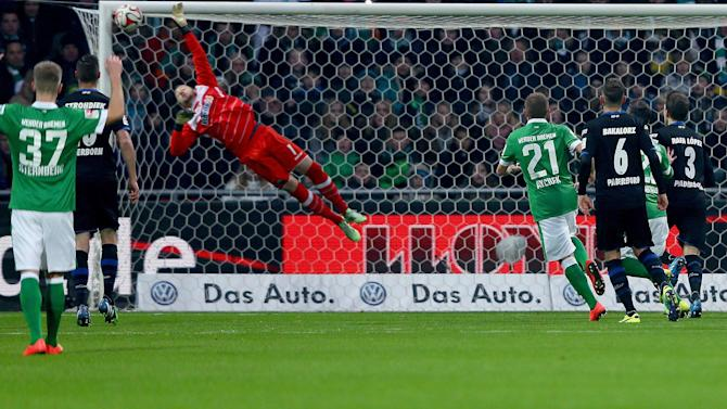 Video: Werder Bremen vs Paderborn