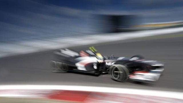 Formula 1 - F1 figures question Strategy Group