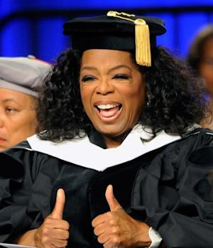 Oprah Winfrey Edges Out Michael Bay on Forbes' 'Highest-Paid Celebrities' List