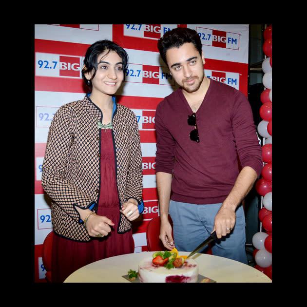 Imran and Anushka promote 'Matru ki Bijlee Ka Mandola'