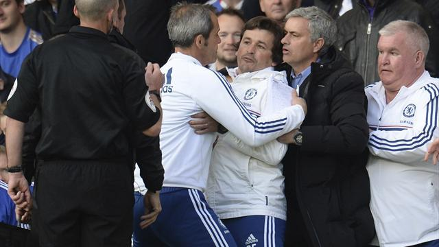 Premier League - Chelsea assistant Rui Faria handed six-match stadium ban