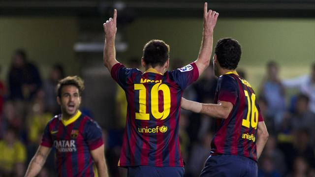 Liga - Barca complete remarkable comeback to keep slim title hopes alive