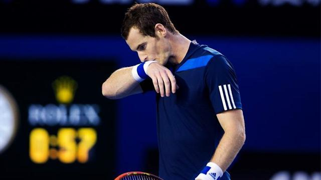Australian Open - Murray slips to sixth in world rankings after Melbourne