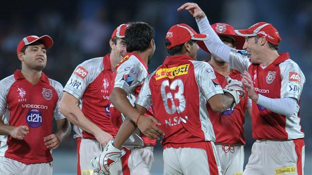 Cricket - Kings XI beat Pune, Sunrisers win in super over
