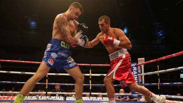 Boxing - Cleverly dethroned by brutal Kovalev