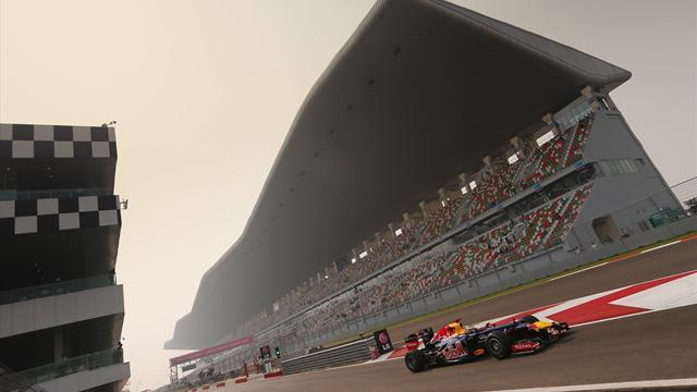Formula 1 - Indian GP dropped from calendar for 2014