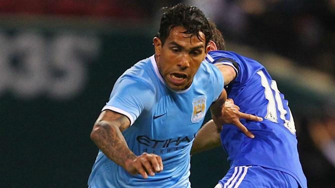 Milan rule out Tevez pursuit