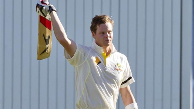 Ashes - Smith happy to take back seat to rescue-artist Haddin