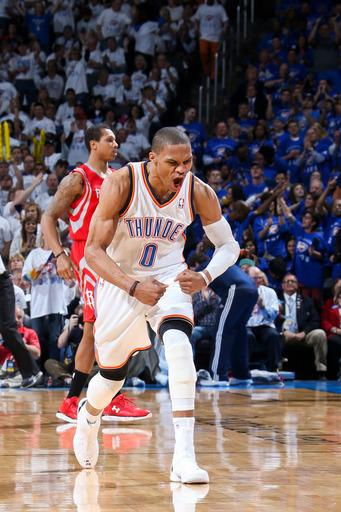 Thunder respond to Houston rally, win 105-102