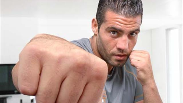 Boxing - Charr wants to use Haye fight to raise profile of Syrian crisis