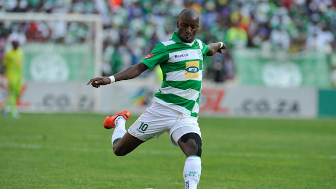 Bloemfontein Celtic 2-0 Chippa United: Nyatama at the double as Celtic register first win of 2017