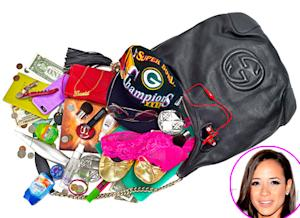 Dania Ramirez: What's In My Bag?