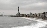 Blackpool Dog Walker Swept Out To Sea