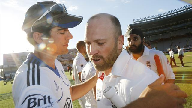 Cricket - Relieved England head home after wake-up call