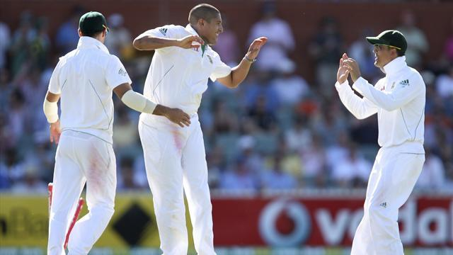 Cricket - South Africa handed Test Championship mace