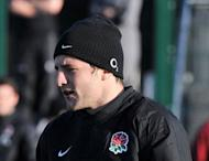 England number eight Phil Dowson, pictured in February 2012, is still in the running for Saturday's Six Nations clash against Ireland despite being knocked out in the closing stages of last weekend's 24-22 victory over France