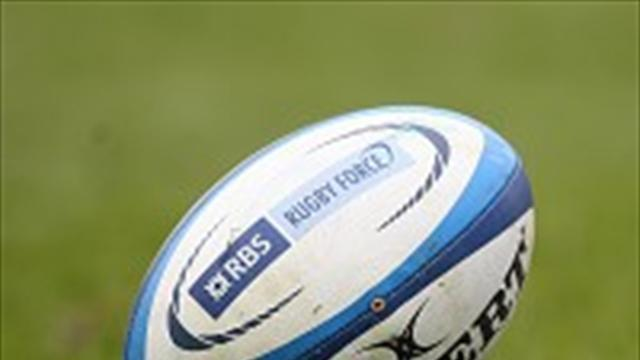 Rugby - England crash out