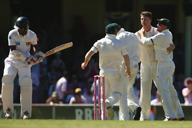 Australia v Sri Lanka - Third Test: Day 3
