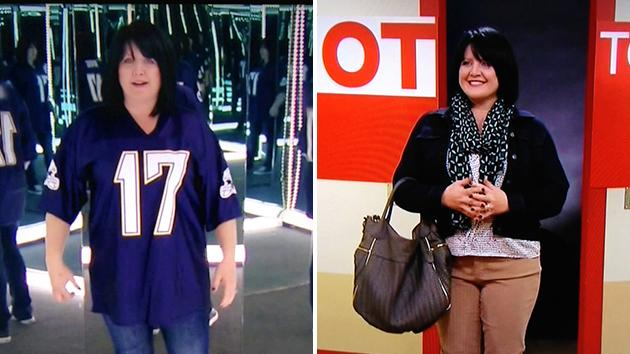 """""""What Not to Wear"""" Tina Yothers"""