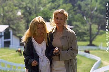 Gwyneth Paltrow and Jessica Lange in Tristar's Hush