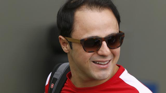 Formula 1 - Massa revelling in fight for future